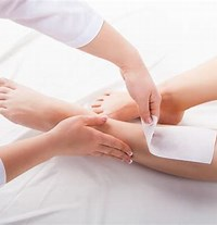 cire tiède jambes - femmes